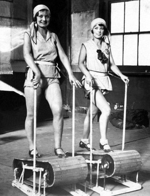 1920 Treadmill Wooden Slats